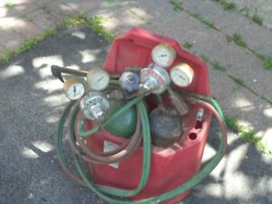 Oxy Acetylene Torch Set- Portable