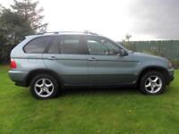 BMW X5 3.0d auto 2003MY