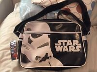 Brand new Star Wars bag with tag