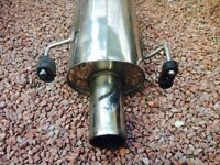 Scorpion Car Exhaust for sale