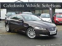 2012 Jaguar XF 3.0 TD V6 Premium Luxury 4dr