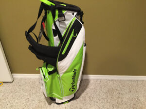 TaylorMade Flextech Stand Bag *New*