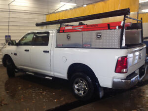 2012 Dodge Power Ram 3500 Heavy Duty Pickup Truck