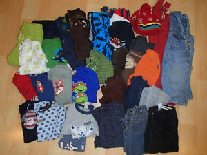 Fall/Winter Boys Clothes Size 12-24 months