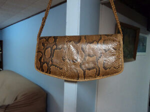 LEATHER WOMEN SAC A MAIN