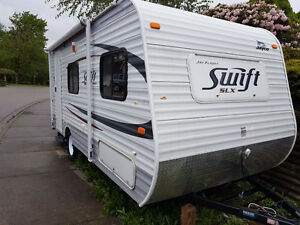 GORGEOUS 2013 JAYCO Jay Flight SWIFT Travel Trailer - VERY LIGHT
