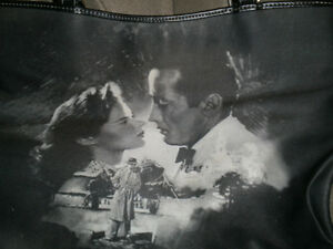 Casablanca Bogart Bergman Bling bag Cambridge Kitchener Area image 2