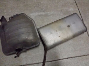 Chrysler 300 mufflers