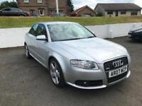 Audi A4 2.0TDI S Line. Cheap On Fuel, Timing Belt Done In 2014. Low Miles
