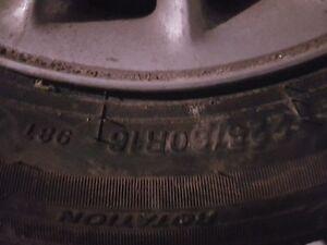 225 60 R16 Winter Tires