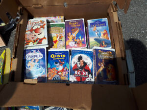 Best Offer Classic Disney Movies and Kid's & Sports Movies