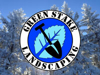 Snow Removal in Edmonton Area | Green Stake Landscaping