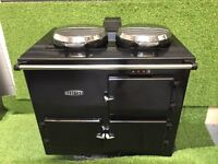 Stunning refyre electric range cooker Aga everhot oven induction hob