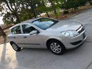 Holden Astra CD Pearce Woden Valley Preview