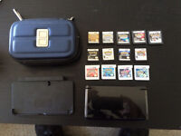 Game boy 3DS with games