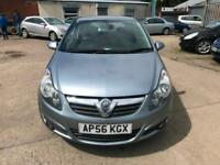Vauxhall/Opel Corsa 1.2i 16v SXi - 07/56 - Low Mileage Only 62K - 2 Keys