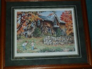 """LAURA BERRY PRINT """"COUNTRY AUTUMN"""""""