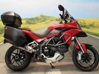 Ducati Multistrada 1200S Grantourismo 2014
