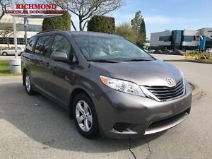 2013 Toyota Sienna LE   - Low Mileage