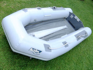 Achilles LSI  10.6 FT Boat / Inflatable  HIGH PRESSURE FLOOR