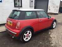 2004 MINI COOPER 1.6 MOT 1 YEAR EXCELLENT CONDITION FULL DOCUMENTED HISTORY PX swap