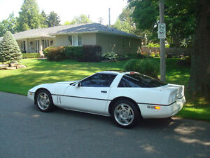 CORVETTE 1990 FLA CAR   REDUCED