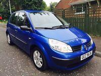 2006 Renault scenic 1.5 dci diesel full year mot full service history 2 keys