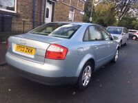 2003 Audi A4 1.9 TDI SE 130bhp with full service history+not Audi A6 ford Focus fiesta Astra golf
