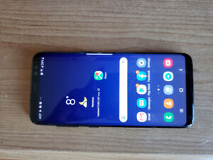 Samsung S8 unlocked 64Gb in great condition