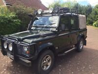 Land Rover defender county wanted top cash prices