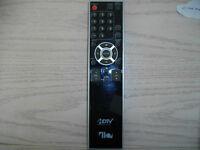 Ilo plasma TV remote control