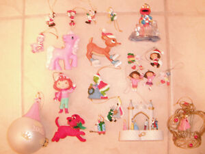 Assorted Licensed Kids Christmas Ornaments London Ontario image 1