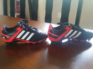 Size 12 youths soccer cleats