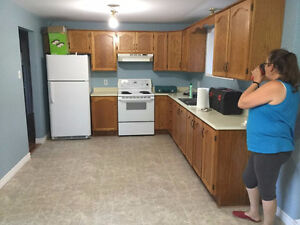 Large 3 bedroom apartment in Clarenville!