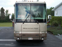 2001 Newmar Mountain Aire With 2 Slideouts