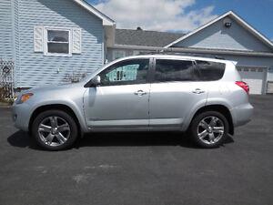 2010 Toyota RAV4 Sport SUV, Crossover