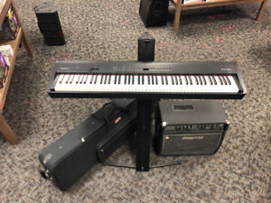 Roland FP50 Keyboard Package with Traynor K4 Amp and Stand