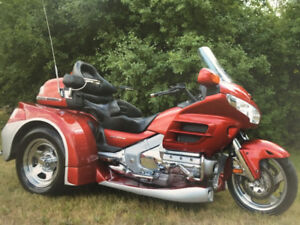 2016 HONDA GL1800 GOLDWING TRIKE