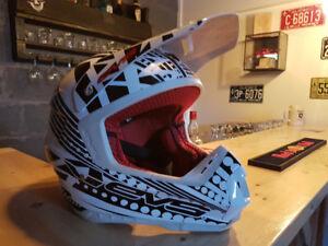 Casque EVS XXL vtt, motoneige, motocross