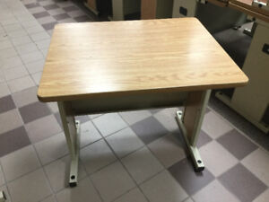 SMALL COMMERCIAL DESK / TABLE