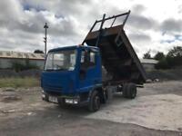 Iveco cargo tector TIPPER - 2005 55-REG -