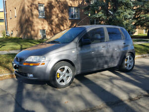 2008 Pontiac Wave Sport Hatchback Safetied
