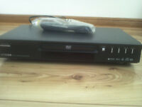 HITACHI DV-P315 DVD PLAYER WITH REMOTE CONTROL