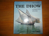 The Dhow by Clifford W. Hawkins 1977 First Edition Hardcover