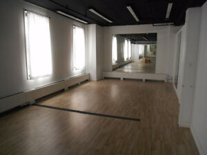 Commercial space for rent (Montreal)
