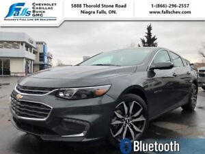 2017 Chevrolet Malibu LT  NAV,SUNROOF,LEATHER,HEATED SEATS,REARC