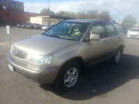 2003 Lexus RX 300 Luxury Edition - LOW KMs - BC Vehicle NO RUST