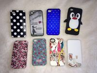 iPhone 4 Phone Case Bundle