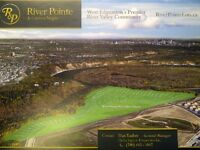 Estate lots for sale southwest Edmonton