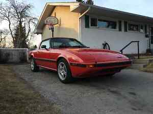 1985 Mazda RX-7 Hatchback Great Condition